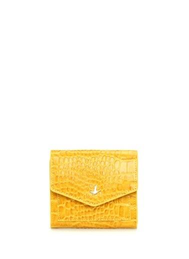 Beymen Club Cüzdan Sarı